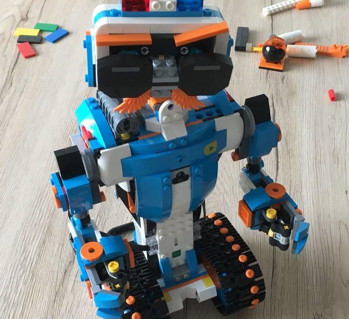 Test: Der LEGO® Boost