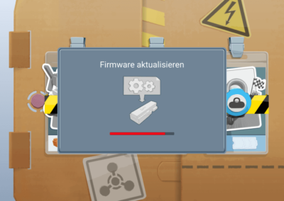 LEGO Boost Firmware-Update.