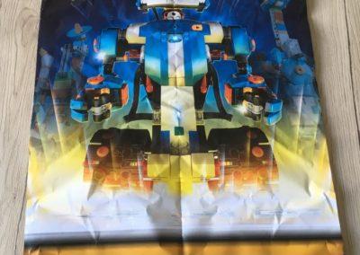 Ein Poster vom LEGO Boost.