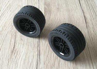 LEGO Mindstorms EV3 Home Räder (stehend)