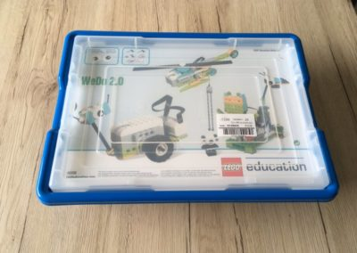 Test LEGO® Education WeDo 2.0 Kiste