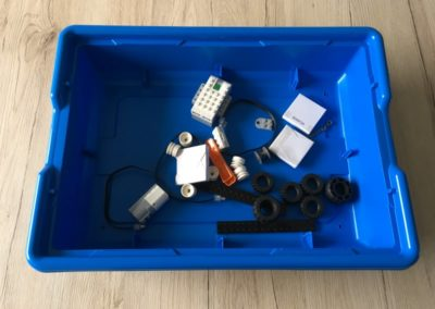 Test LEGO® Education WeDo 2.0 Box