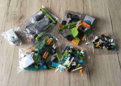 Test LEGO® Education WeDo 2.0 Teile verpackt