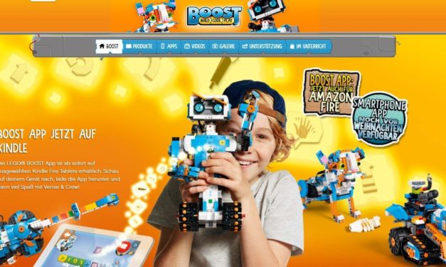 Der Zwang zum Tablet beim LEGO® Boost