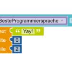 Programmiersprachen für LEGO®-Robotik-Sets
