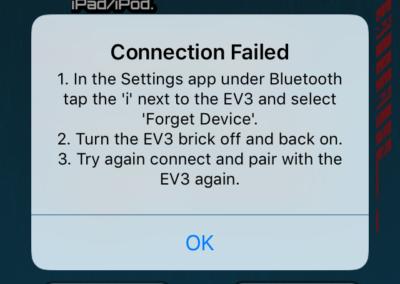 EV3 Bluetooth Problem (2)