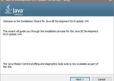 LeJOS Java Installation 2.