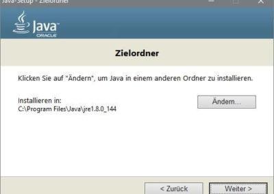LeJOS Java Installation 3.