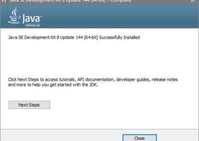 LeJOS Java Installation 4.