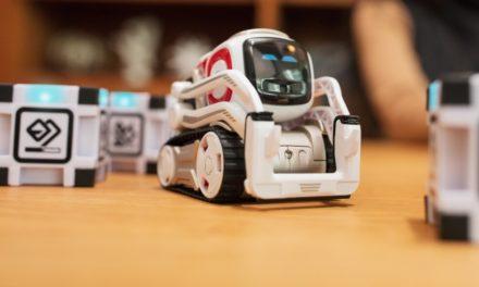 Test: Cozmo – ein programmierbarer Roboter der anderen Art