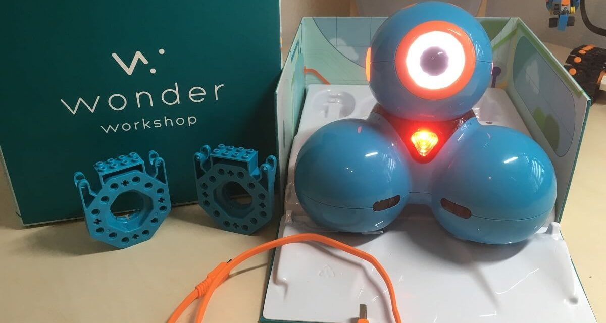 Test: Dash – das Debüt von Wonder Workshop