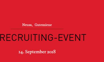 IT-Recruiting-Event von FERCHAU Engineering