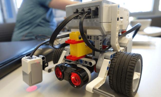 Robotik-Event bei FERCHAU