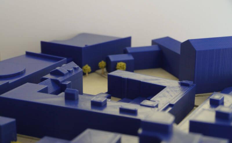 Das Modell aus einem anderen Blickwinkel