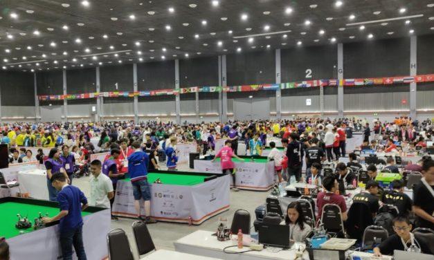 WRO: Das Weltfinale in Thailand
