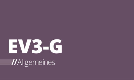 EV3-G – Die Programmierumgebung für den EV3