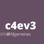 c4ev3 – Wieso, Weshalb, Warum?