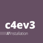 c4ev3 – Installationsanleitung