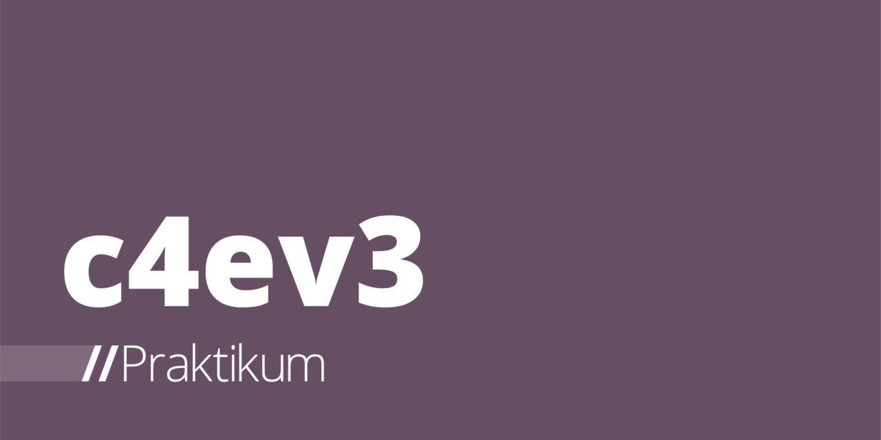 c4ev3 – Praktikum 4: Schleifen