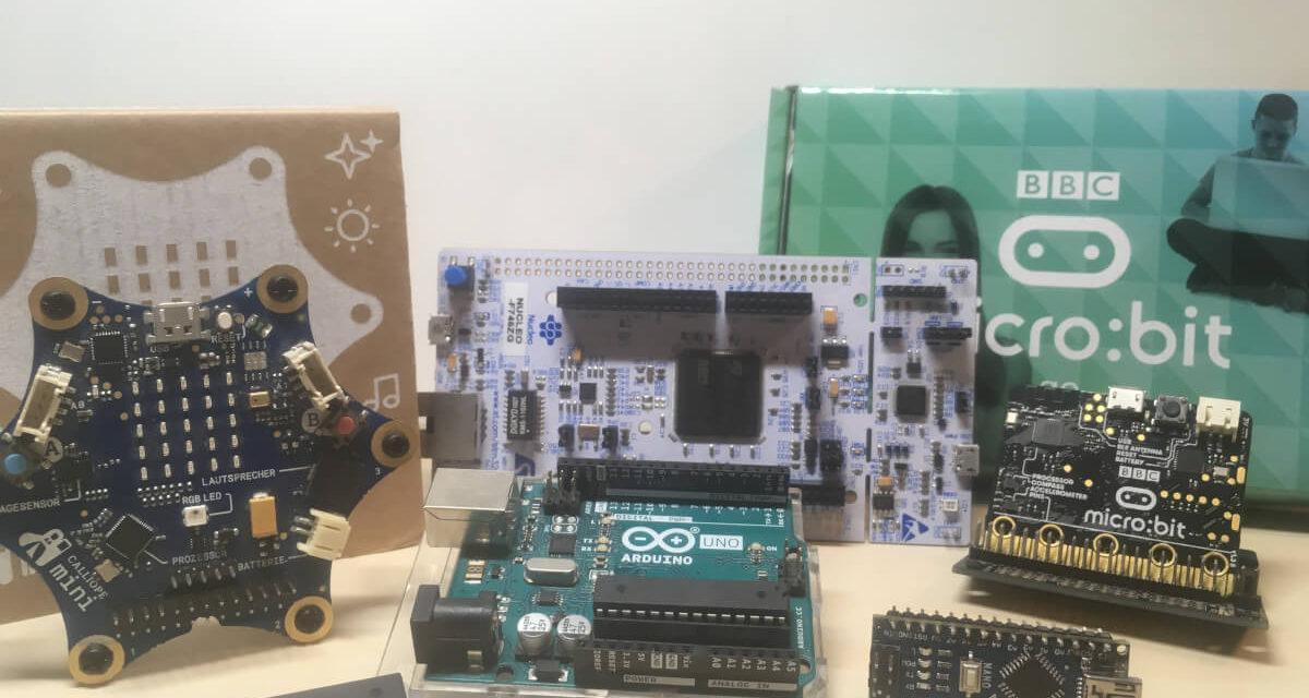 Was ist ein Mikrocontroller?