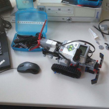 Lehrerfortbildung: LEGO Mindstorms EV3 – Grafisch