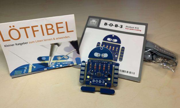 Test: BOB3 – ein Einplatinencomputer zum Erlernen der textuellen Programmiersprache C