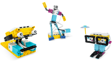 Neuer LEGO® Roboter: LEGO® Education stellt SPIKE™ Prime Set vor
