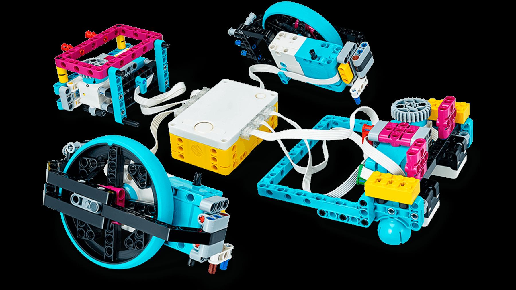 LEGO education_ SPIKE prime_45680_Erzänzung_competition_ready_assemblinganadvanceddrivingbase_01