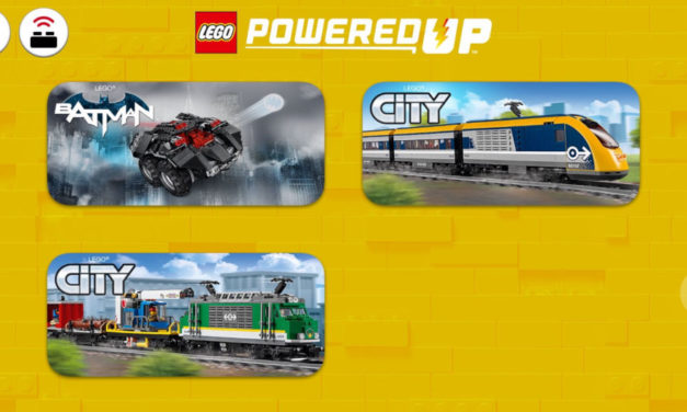 LEGO® Powered Up: Das Update der LEGO® Power Functions