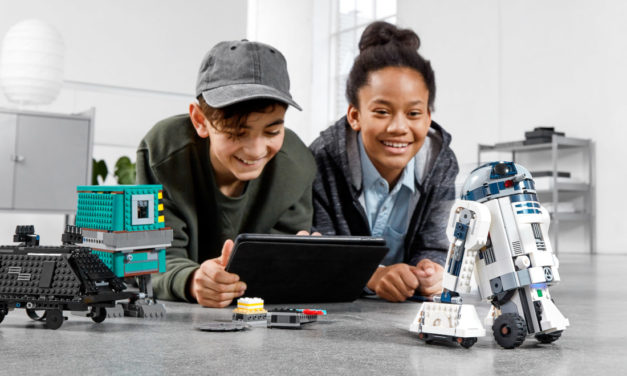 LEGO® stellt neues Star Wars™ BOOST Droid Commander Set vor