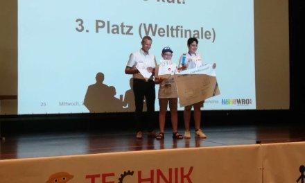 Doppeltes Siegerglück für Heinrich-Heine-Gymnasium