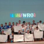 Das Deutschlandfinale der WRO 2019