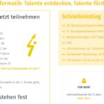 38. Bundeswettbewerb Informatik ist gestartet