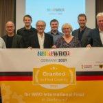 Das WRO Weltfinale 2021 kommt nach Dortmund