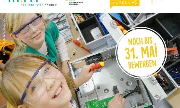 Schulen mit digitaler Bildung werden ausgezeichnet
