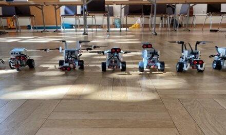 EV3-Kurs bei den Talenttagen Ruhr 2020