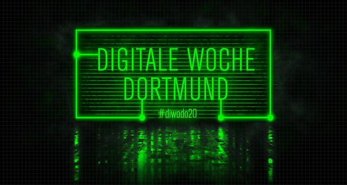 Digitale Woche Dortmund 2020 – Wir sind dabei!