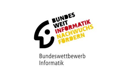 39. Bundeswettbewerb Informatik sucht junge Talente