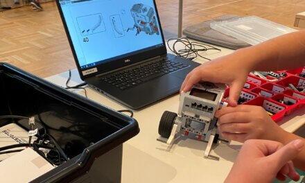 Fachliche Förderung trifft auf Robotik