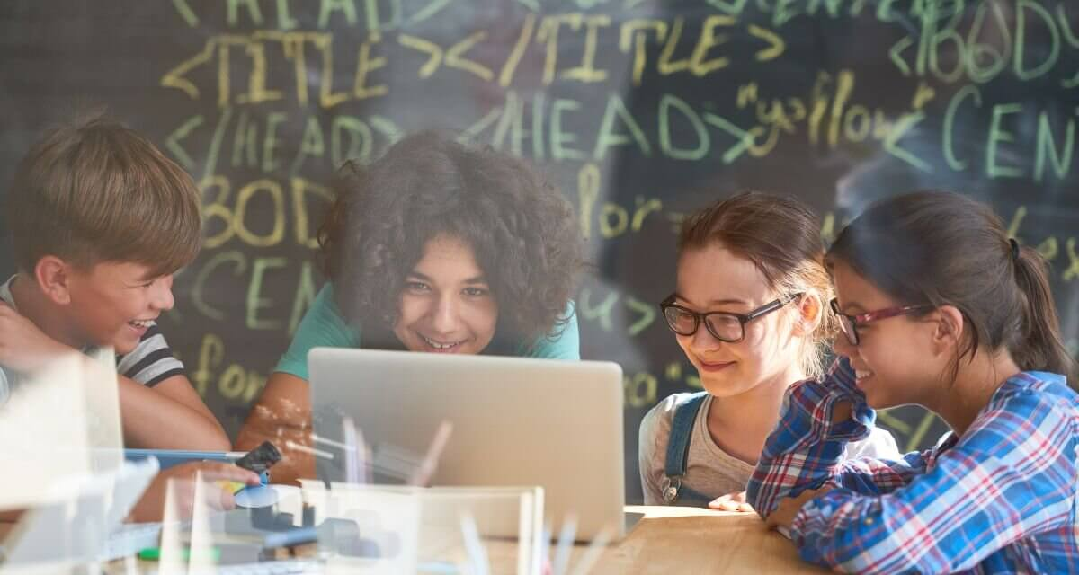 SmartSchool: Bitkom sucht Vorreiter in der digitalen Bildung