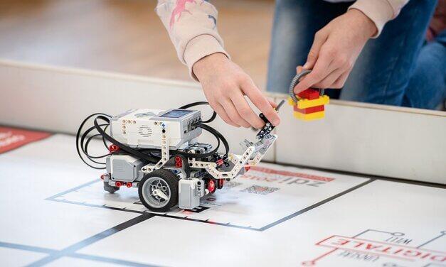 Der zdi-Roboterwettbewerb ist gestartet