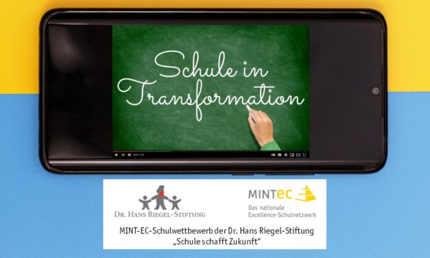 """Wettbewerb für MINT-EC-Schulen: """"Schule schafft Zukunft"""""""