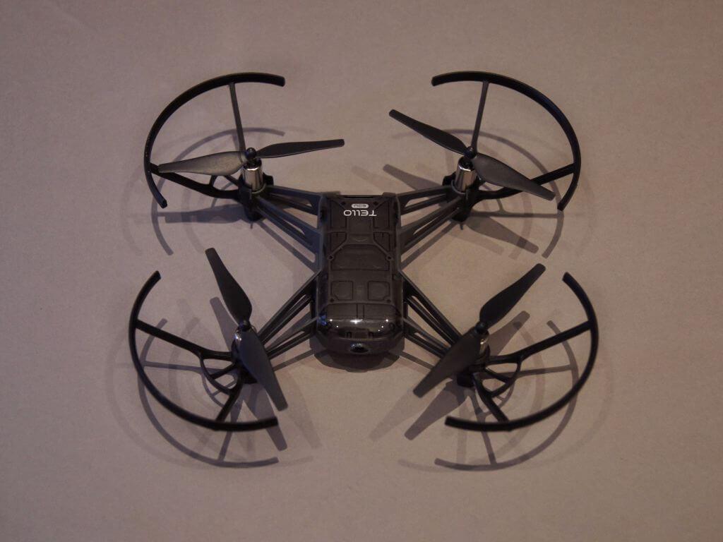 Eine Education-Drohne von tellu Edu