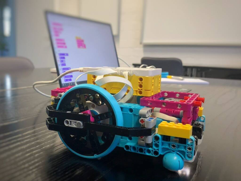 Der SPIKE™ Prime von LEGO® Education