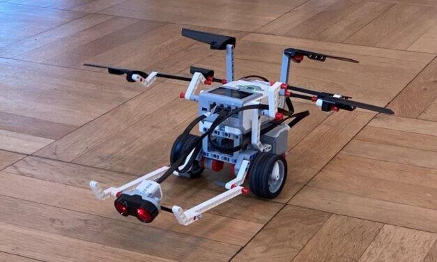 FAQ zu LEGO® Mindstorms® EV3 und SPIKE™ Prime
