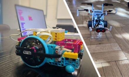 EV3 und SPIKE™ Prime im Vergleich