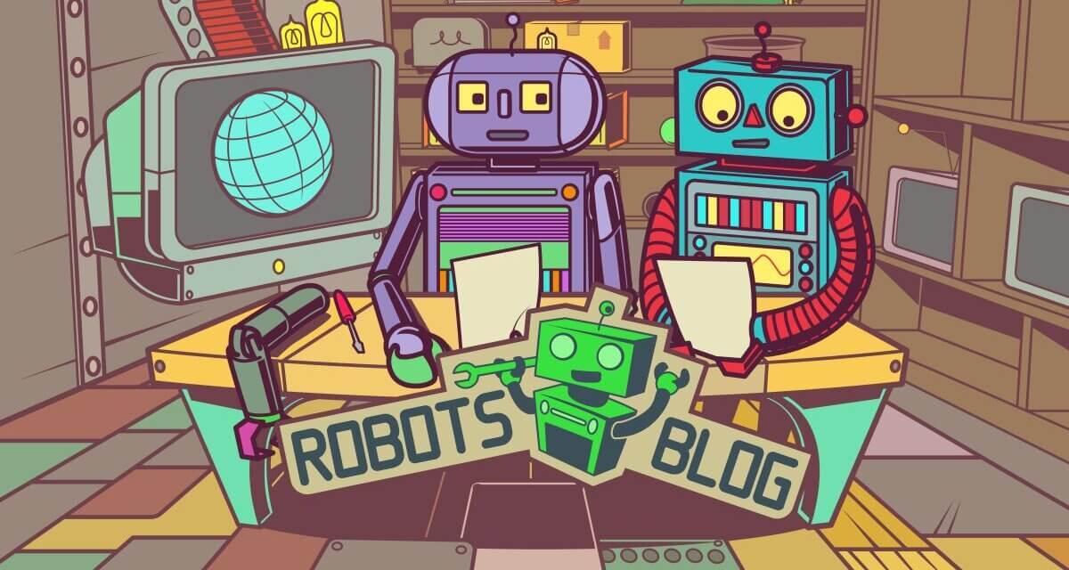 Interview mit Sebastian Trella vom Robots-Blog