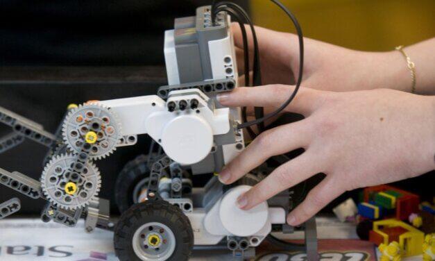 Online-Kurse für den zdi-Roboterwettbewerb
